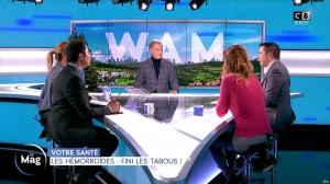 Caroline Ithurbide et Rachel Bourlier dans William à Midi - 18/12/19 - 12