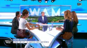 Caroline Ithurbide et Raphaële Marchal dans William à Midi - 10/09/19 - 18