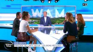 Caroline Ithurbide et Raphaële Marchal dans William à Midi - 10/09/19 - 20