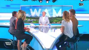 Caroline Ithurbide et Sandrine Arcizet dans William à Midi - 09/09/19 - 03