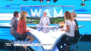 Caroline Ithurbide et Sandrine Arcizet dans William à Midi - 09/09/19 - 09