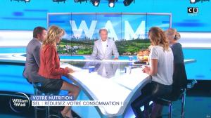 Caroline Ithurbide et Sandrine Arcizet dans William à Midi - 09/09/19 - 10