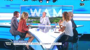 Caroline Ithurbide et Sandrine Arcizet dans William à Midi - 09/09/19 - 15