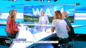 Caroline Ithurbide et Sandrine Arcizet dans William à Midi - 09/09/19 - 20