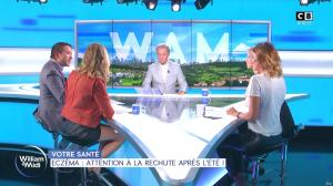 Caroline Ithurbide et Sandrine Arcizet dans William à Midi - 09/09/19 - 21
