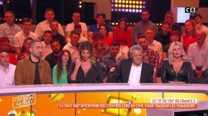 Caroline Ithurbide et Tatiana Laurens Delarue dans c'est Que de la Télé - 23/05/19 - 12