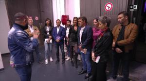 Caroline Ithurbide dans Touche pas à mon Poste - 20/11/19 - 02