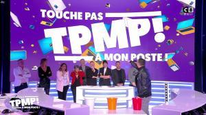 Caroline Ithurbide dans Touche pas à mon Poste - 28/01/20 - 01
