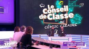Caroline Ithurbide dans Touche pas à mon Poste - 28/01/20 - 05