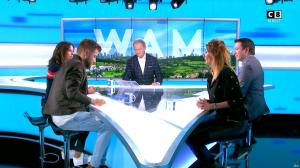 Caroline Ithurbide dans William à Midi - 01/10/19 - 08