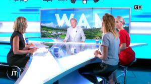 Caroline Ithurbide dans William à Midi - 02/09/19 - 07