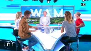 Caroline Ithurbide dans William à Midi - 02/09/19 - 08