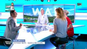 Caroline Ithurbide dans William à Midi - 02/09/19 - 13