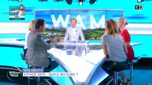 Caroline Ithurbide dans William à Midi - 02/09/19 - 14
