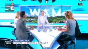 Caroline Ithurbide dans William à Midi - 02/09/19 - 16