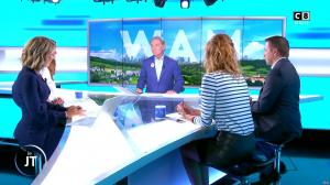 Caroline Ithurbide dans William à Midi - 03/09/19 - 02