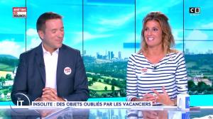 Caroline Ithurbide dans William à Midi - 03/09/19 - 10