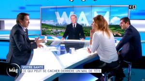 Caroline Ithurbide dans William à Midi - 15/01/20 - 12
