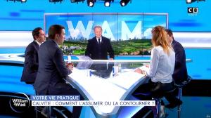 Caroline Ithurbide dans William à Midi - 15/01/20 - 16