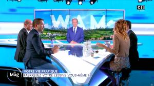Caroline Ithurbide dans William à Midi - 16/10/19 - 12