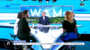 Caroline Ithurbide dans William à Midi - 30/09/19 - 05