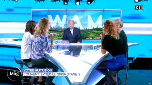 Caroline Ithurbide dans William à Midi - 30/09/19 - 08