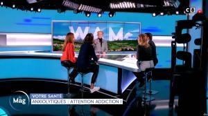 Caroline Munoz, Caroline Ithurbide et Raphaële Marchal dans William à Midi - 07/01/20 - 21