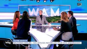Caroline Munoz, Caroline Ithurbide et Raphaële Marchal dans William à Midi - 07/01/20 - 23
