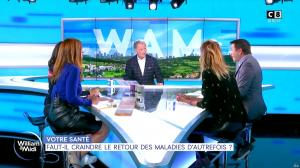 Caroline Munoz et Caroline Ithurbide dans William à Midi - 01/10/19 - 09