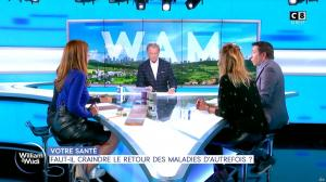 Caroline Munoz et Caroline Ithurbide dans William à Midi - 01/10/19 - 11