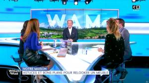 Caroline Munoz et Caroline Ithurbide dans William à Midi - 01/10/19 - 13