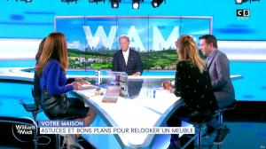 Caroline Munoz et Caroline Ithurbide dans William à Midi - 01/10/19 - 16
