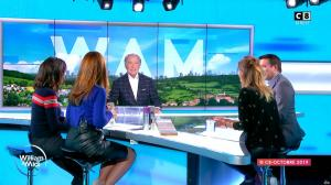 Caroline Munoz et Caroline Ithurbide dans William à Midi - 01/10/19 - 17