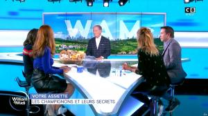 Caroline Munoz et Caroline Ithurbide dans William à Midi - 01/10/19 - 19