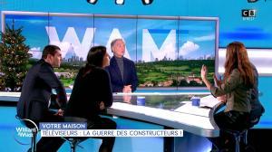 Caroline Munoz et Raphaële Marchal dans William à Midi - 19/12/19 - 16