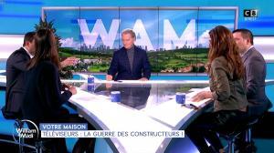 Caroline Munoz et Raphaële Marchal dans William à Midi - 19/12/19 - 17