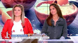Caroline Munoz et Sandrine Arcizet dans William à Midi - 18/10/19 - 06
