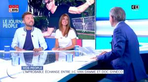 Caroline Munoz dans William à Midi - 03/09/19 - 11