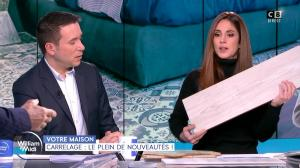 Caroline Munoz dans William à Midi - 17/12/19 - 12