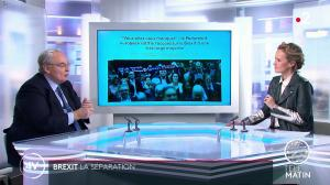 Caroline Roux dans les 4 Vérités - 30/01/20 - 04