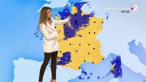 Chloé Nabedian à la Météo de Midi - 15/11/19 - 02