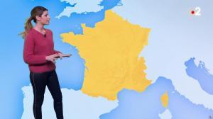Chloé Nabédian à la Météo de Midi - 17/12/19 - 03