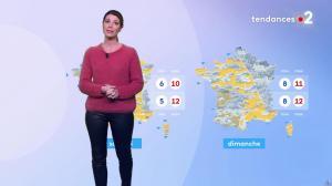 Chloé Nabédian à la Météo de Midi - 17/12/19 - 04