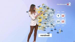 Chloé Nabédian à la Météo de Midi - 18/12/19 - 07