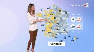 Chloé Nabédian à la Météo du Soir - 18/12/19 - 05