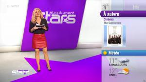 Claire Nevers dans Absolument Stars - 01/02/20 - 06