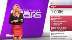 Claire Nevers dans Absolument Stars - 01/02/20 - 10
