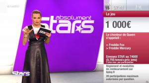 Claire Nevers dans Absolument Stars - 15/02/20 - 09