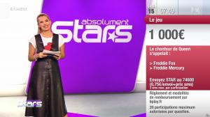 Claire Nevers dans Absolument Stars - 15/02/20 - 11