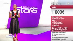 Claire Nevers dans Absolument Stars - 15/02/20 - 18